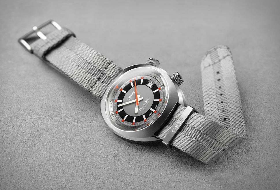 Relógio Chronoris Date   Oris