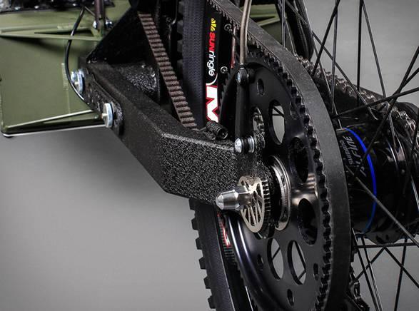 Triciclo Elétrico Aventura | Outrider - Imagem - 5