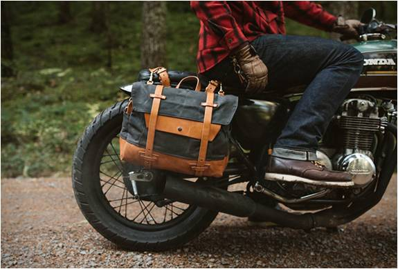 Mala para Motos | Pack Animal - Imagem - 1