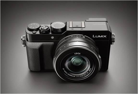 CÂMERA COMPACTA PANASONIC LUMIX LX100 - Imagem - 5