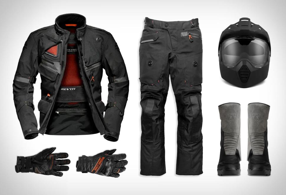 Roupa de motoqueiro - Uma parceria com a Harley-Davidson - Imagem - 1