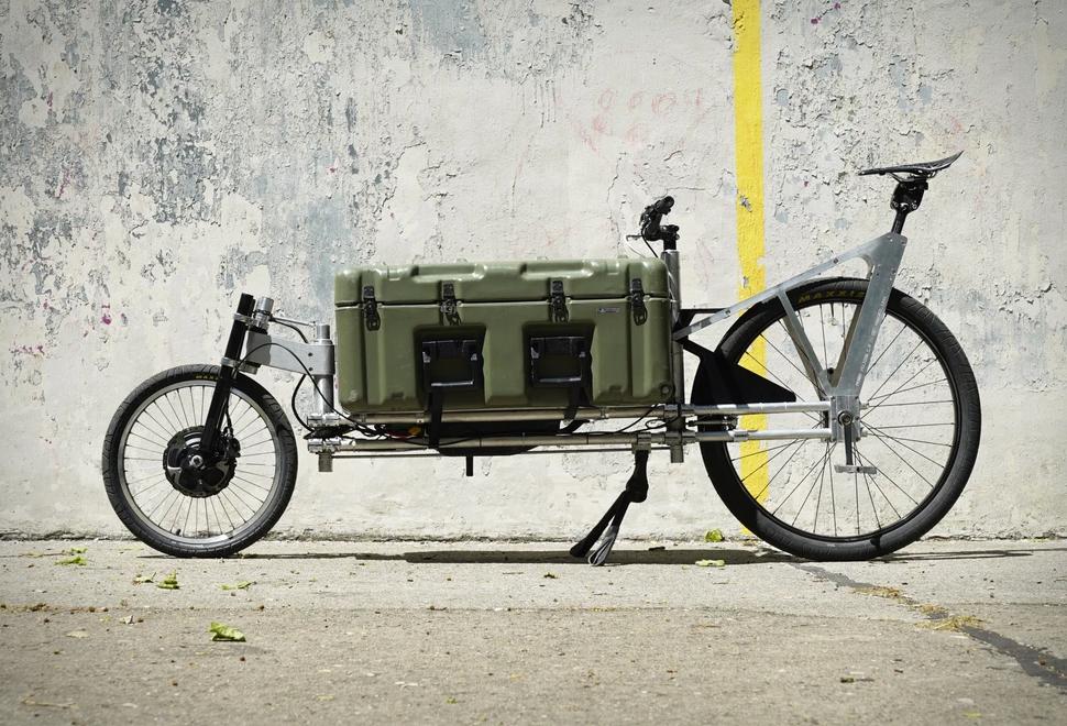 Bicicleta elétrica de carga - Penny Pelican - Imagem - 1