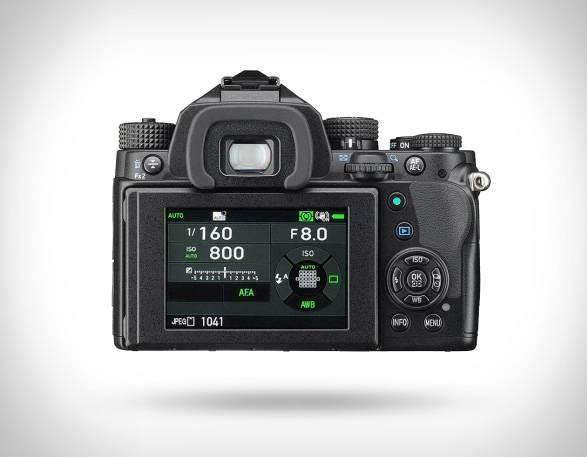Câmera Pentax KP - Imagem - 3