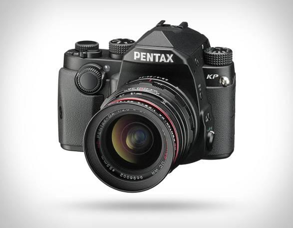 Câmera Pentax KP - Imagem - 4