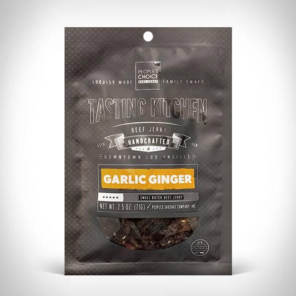 Aperitivos de Carne | People`s Choice Beef Jerky - Imagem - 4