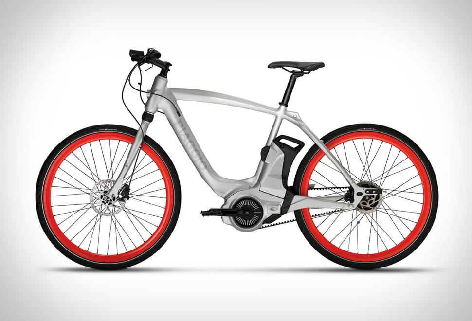 Bicicleta Wi-Bike  Piaggio