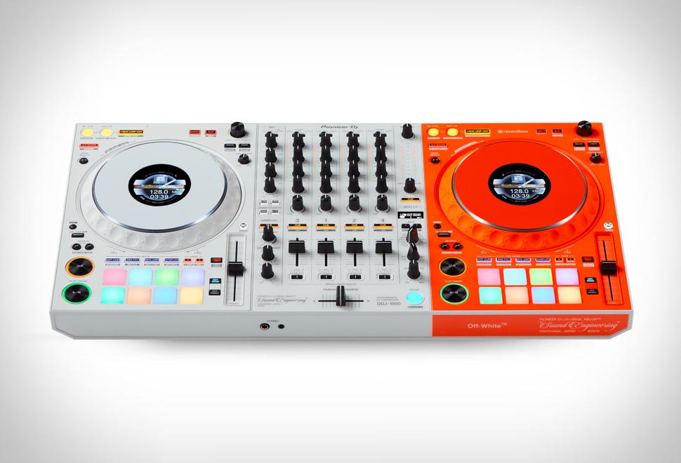 DJ Controller Pioneer DDJ-1000-OW - Imagem - 1