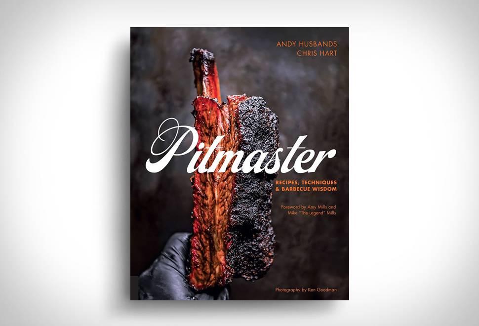 Livro: Pitmaster - Imagem - 1