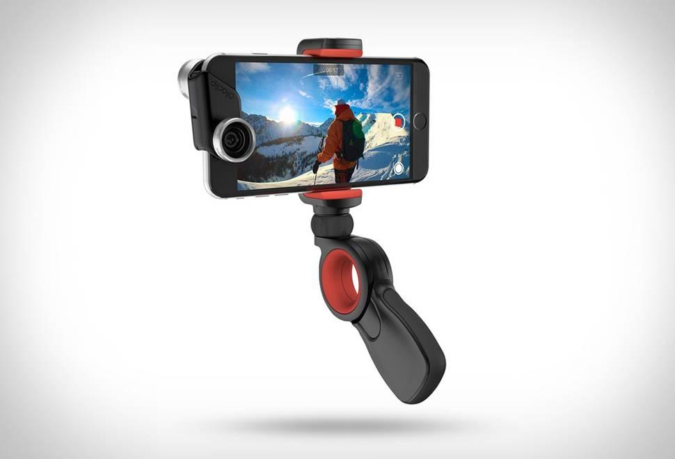 Suporte para Smartphone Pivot Grip | Olloclip