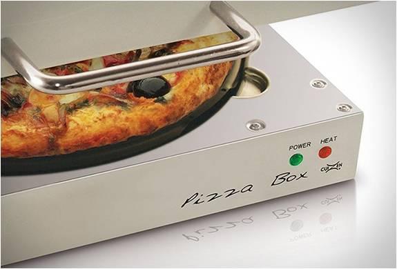 FORNO DE PIZZA - CAIXA DE PIZZA- PIZZA BOX OVEN - Imagem - 4