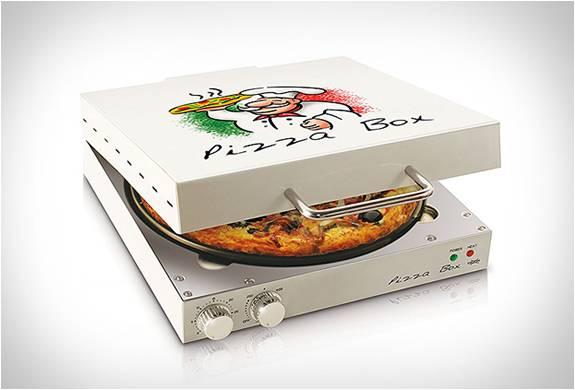 FORNO DE PIZZA - CAIXA DE PIZZA- PIZZA BOX OVEN