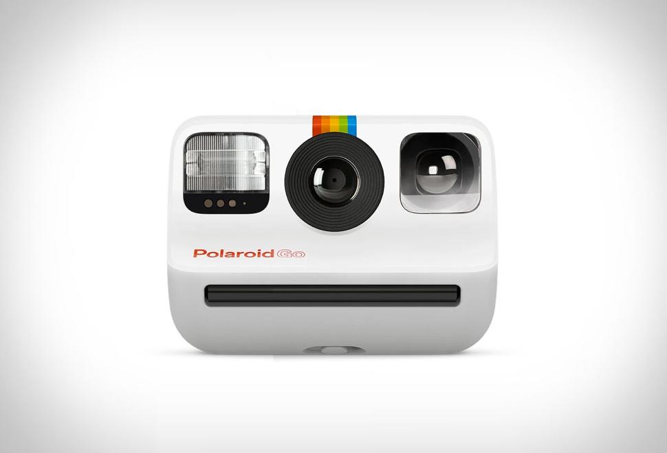 Menor câmera analógica instantânea do mundo - POLAROID GO - Imagem - 1