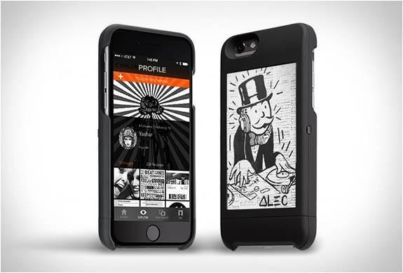 Popslate para Iphone 6