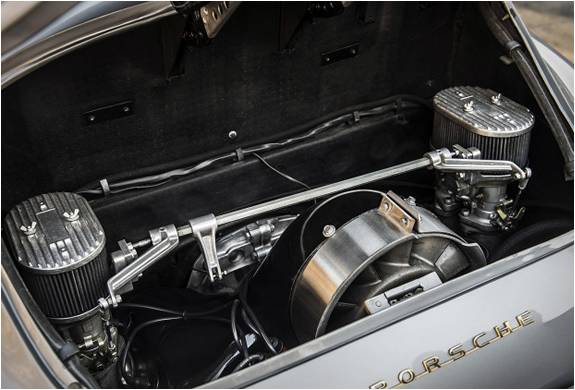 356 Outlaw Porsche | Emory Motosports - Imagem - 3