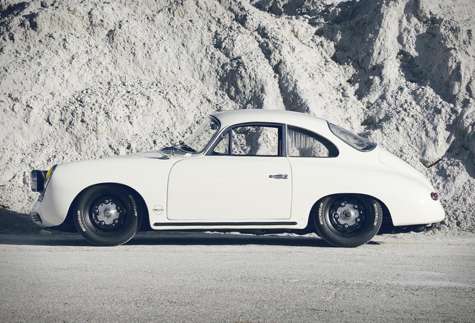 PORSCHE 356 WHITE WALKER - Imagem - 1