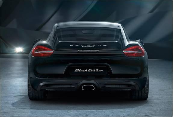 Porsche Cayman Black Edition - Imagem - 3