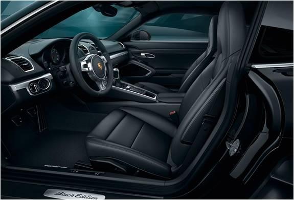 Porsche Cayman Black Edition - Imagem - 4
