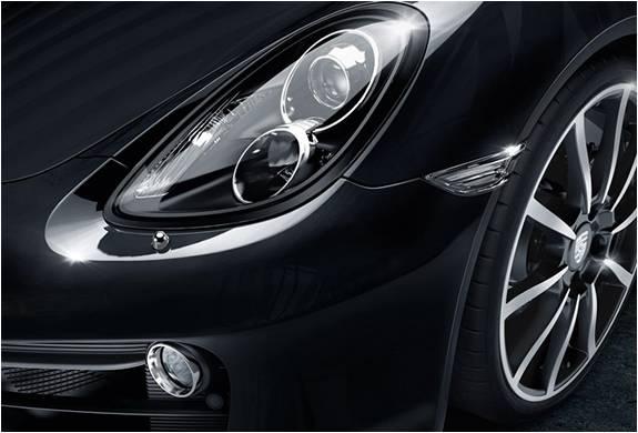 Porsche Cayman Black Edition - Imagem - 5