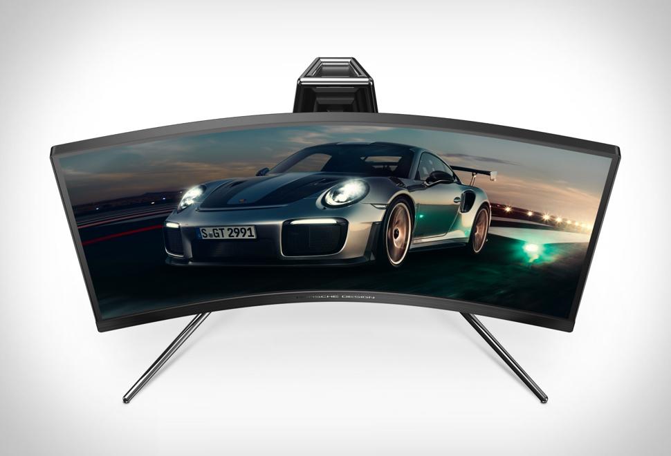 Monitor de Jogos - Porsche Design AOC Gaming Monitor - Imagem - 1