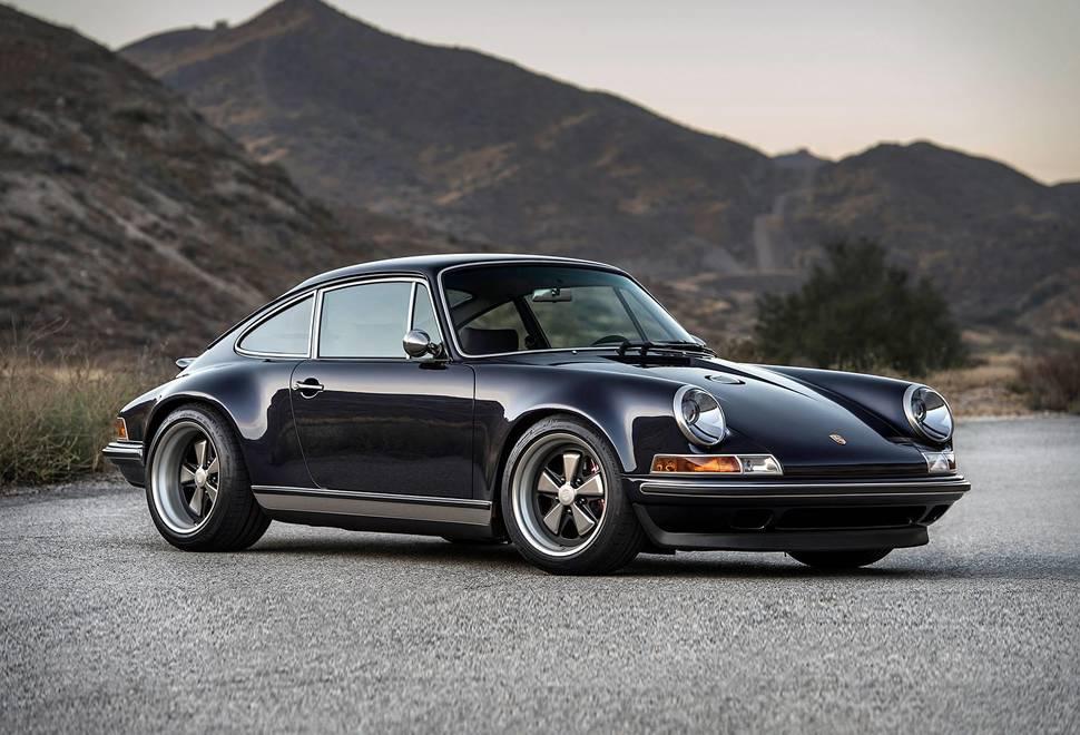 Porsche Singer Monaco - Imagem - 1