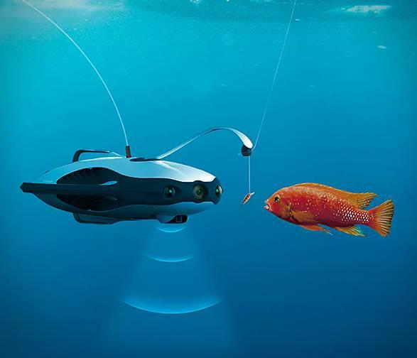 Localizador de Peixes PowerRay - Imagem - 3