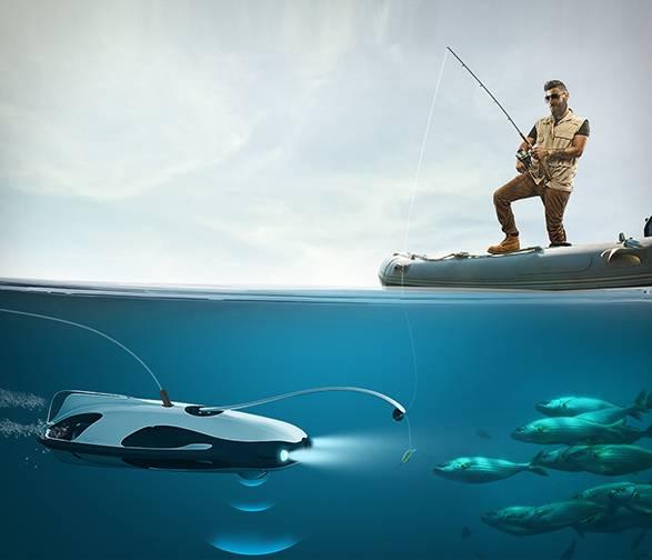 Localizador de Peixes PowerRay - Imagem - 5