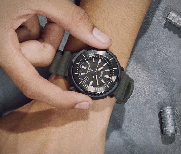 Relógio SEIKO PROSPEX STREET SERIES DIVER WATCH - Imagem - 2