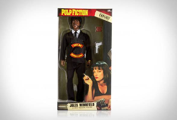Bonecos Falantes de Pulp Fiction - Imagem - 4