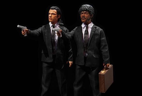 Bonecos Falantes de Pulp Fiction - Imagem - 5