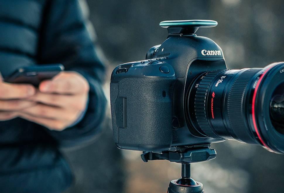 Pulso Remoto da Câmera - Imagem - 1