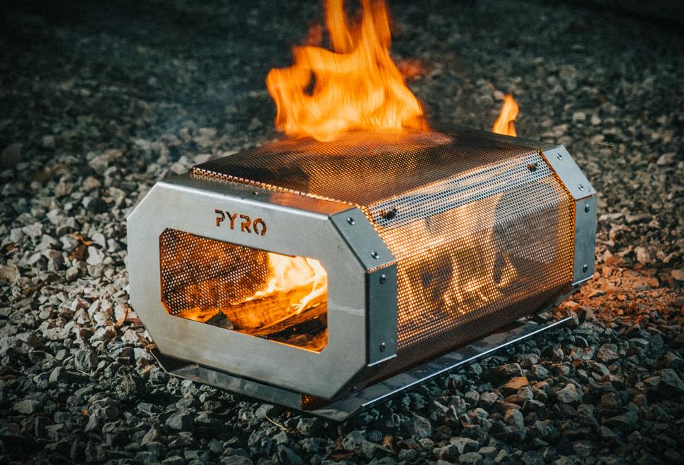 Churrasqueira portátil PYRO FIRE PIT - Imagem - 1