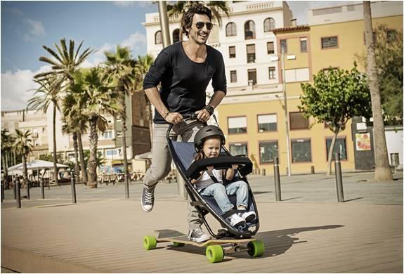 Carrinho de Bebê Longboard | Quinny - Imagem - 3