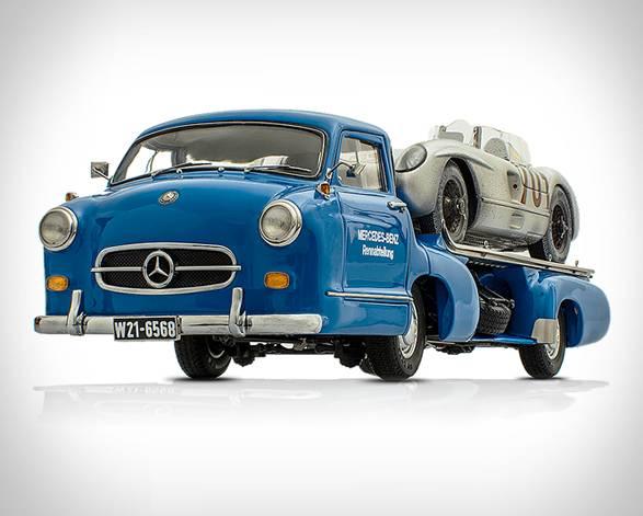 Carros Modelo Heróis de Corrida - Imagem - 2