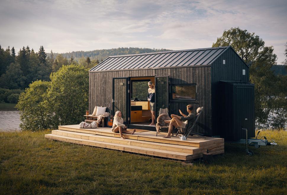 Mais Perto da Natureza - RAST TINY HOUSE ON WHEELS - Imagem - 1