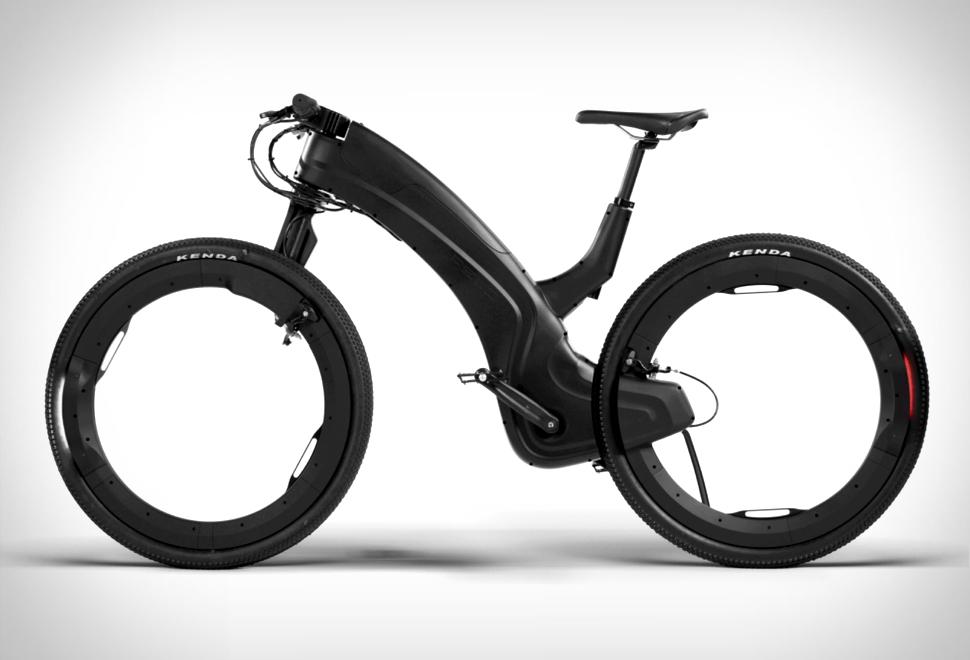 Bicicleta Elétrica - Reevo Hubless E-Bike - Imagem - 1