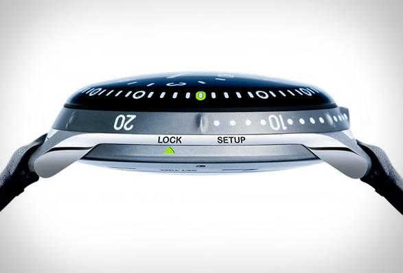 Relógio de Mergulho Tipo 5 | Ressence - Imagem - 2