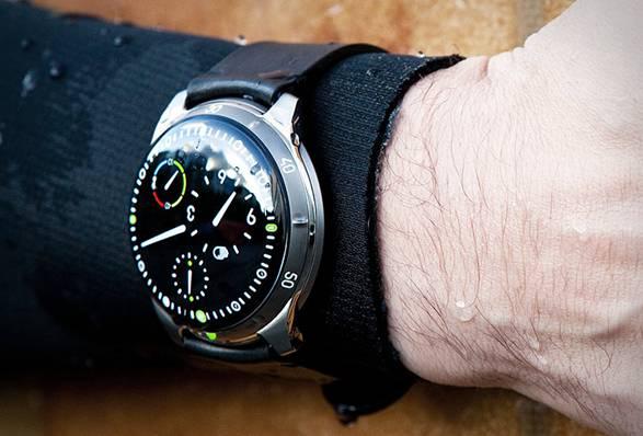 Relógio de Mergulho Tipo 5 | Ressence - Imagem - 5