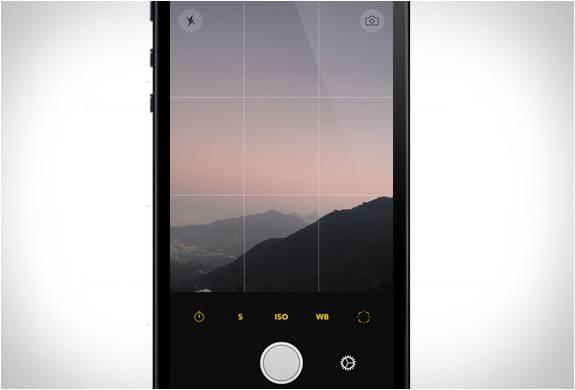APLICATIVO PARA TIRAR FOTOGRAFIA MANUAL NO IPHONE - REUK - Imagem - 2