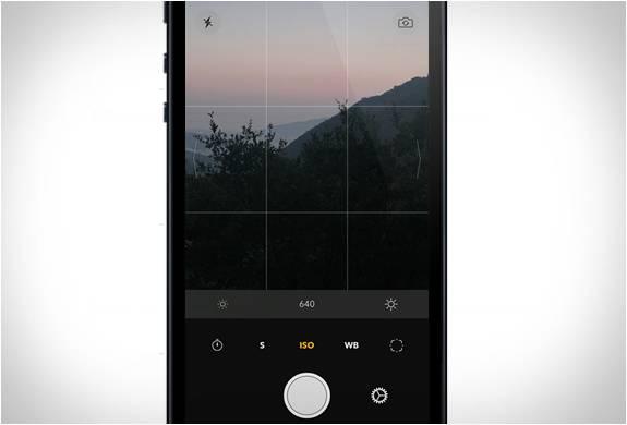 APLICATIVO PARA TIRAR FOTOGRAFIA MANUAL NO IPHONE - REUK - Imagem - 4
