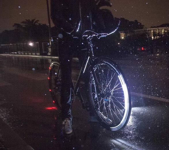 Sistema de Iluminação para Bicicletas Revolights Eclipse - Imagem - 2