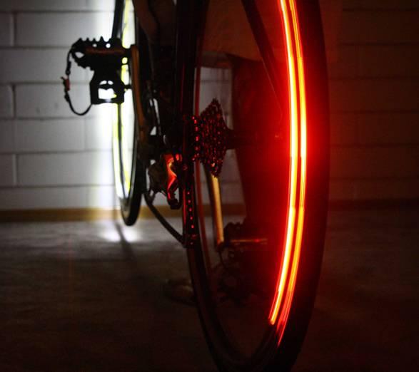 Sistema de Iluminação para Bicicletas Revolights Eclipse - Imagem - 3
