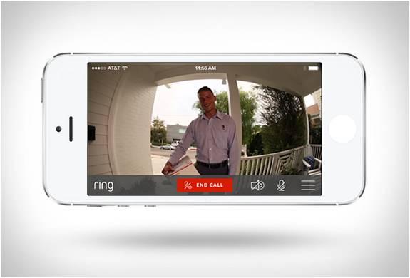 Campainha de Vídeo - Ring - Imagem - 2
