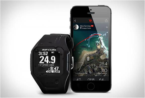 RELÓGIO DE SURF RIP CURL SEARCH GPS SURF WATCH
