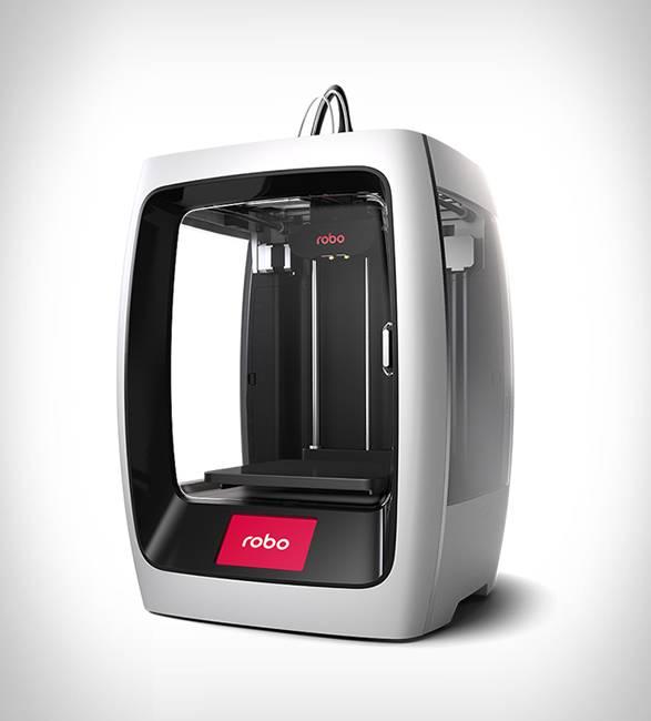 Impressora Robo 3D - Imagem - 2
