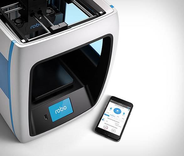 Impressora Robo 3D - Imagem - 4