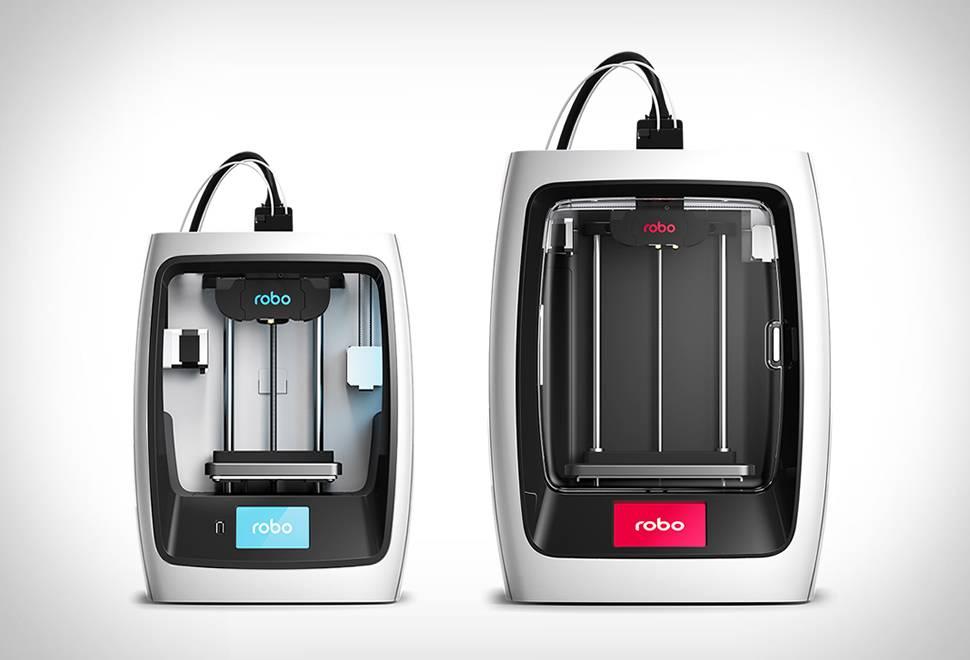 Impressora Robo 3D - Imagem - 1