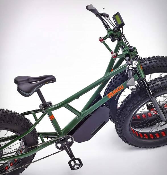 Triciclo Rungu Electric Juggernaut - Imagem - 3