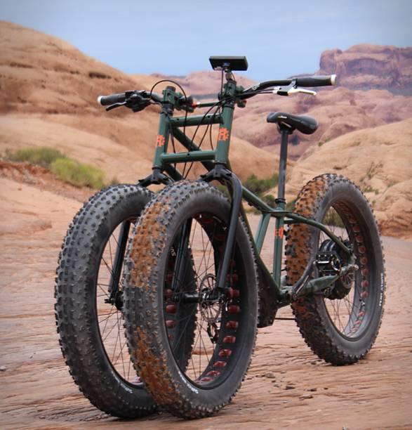 Triciclo Rungu Electric Juggernaut - Imagem - 4