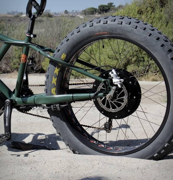 Triciclo Rungu Electric Juggernaut - Imagem - 5
