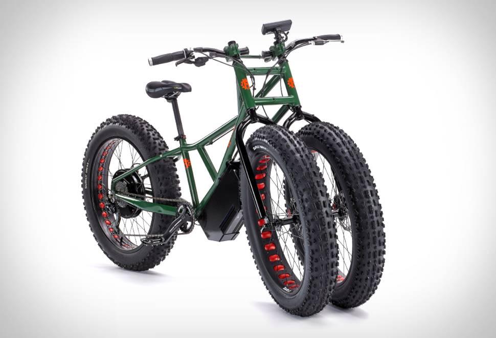 Triciclo Rungu Electric Juggernaut